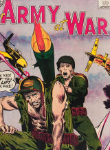 Sgt. Rock, by Kubert