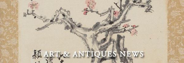Fine & Decorative Art News