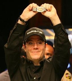 2006 World Series of Poker Championship Bracelet Won by Jamie Gold