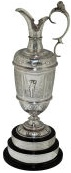 1946 British Open Championship Silver Claret Jug Won by Sam Snead