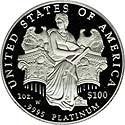 2006-W $100 One-Ounce Platinum Eagle, First Strike PR70 Deep Cameo PCGSC
