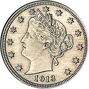 1913 Liberty Nickle