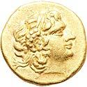 Mithradates VI AV stater, Lysimachus type