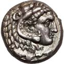 Attractive Siculo-Punic tetradrachm