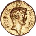Rare Mark Antony Aureus