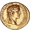 Augustus Aureus Honoring Tiberius