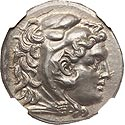 High grade Mesambria tetradrachm