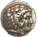 Toned Alexander the Great Tetradrachm