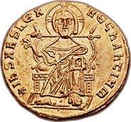 Incredibly Rare Solidus of Alexander