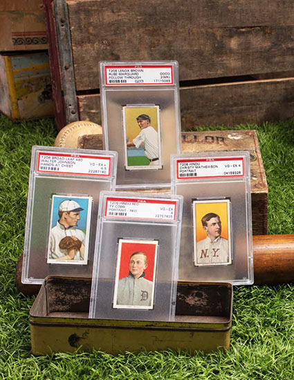 2019 July 18 - 20 Summer Sports Card Catalog Auction #50015